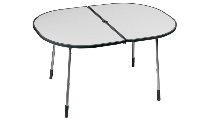 Mesa plegable Lafuma Hawai gris/negro